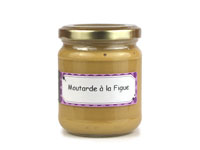 Moutarde à la Figue - 200 gr